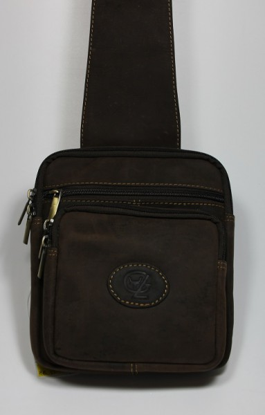 BB03-H – großer Bodybag aus Büffelleder