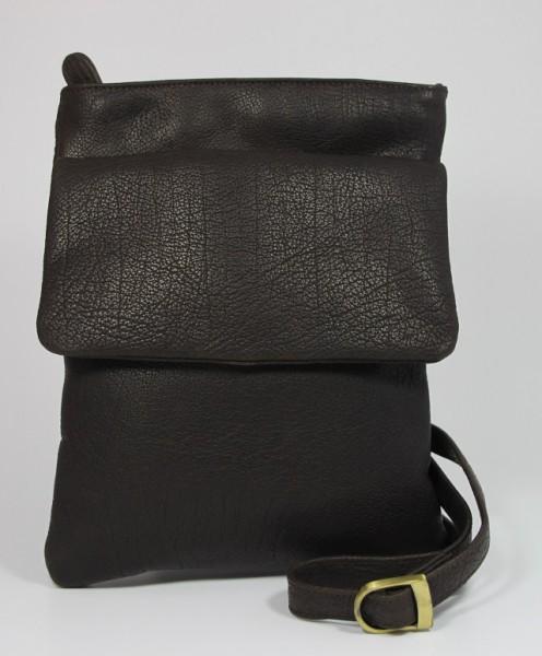 T106 – klassischer Sidebag aus Rindleder