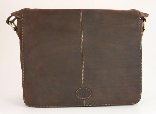 T047-H - große Businesstasche aus Büffelleder