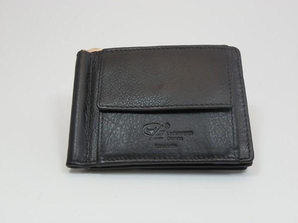 1404 Dollarbörse aus Rindleder